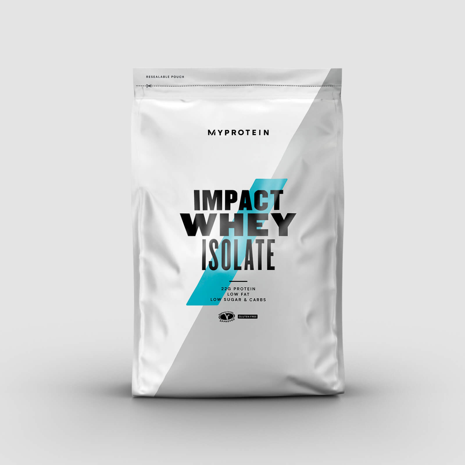 Myprotein Impact Whey Isolate Protein 1кг