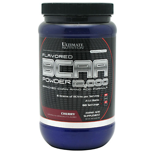Ultimate Nutrition Flavored BCAA 12,000 - 457гр.