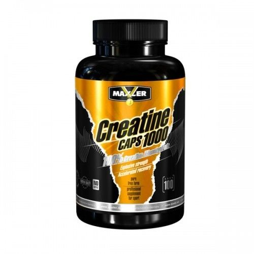Maxler Creatine caps 1000 (100 капсул)