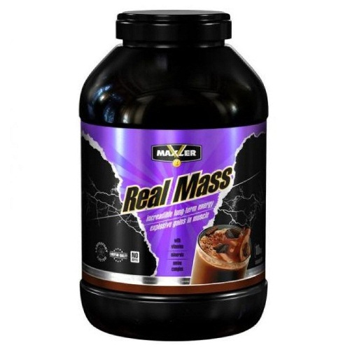 Maxler Real Mass 4540 гр.
