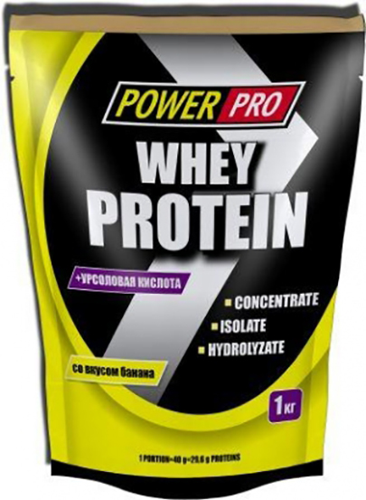 Power Pro WHEY Protein 1000 гр.