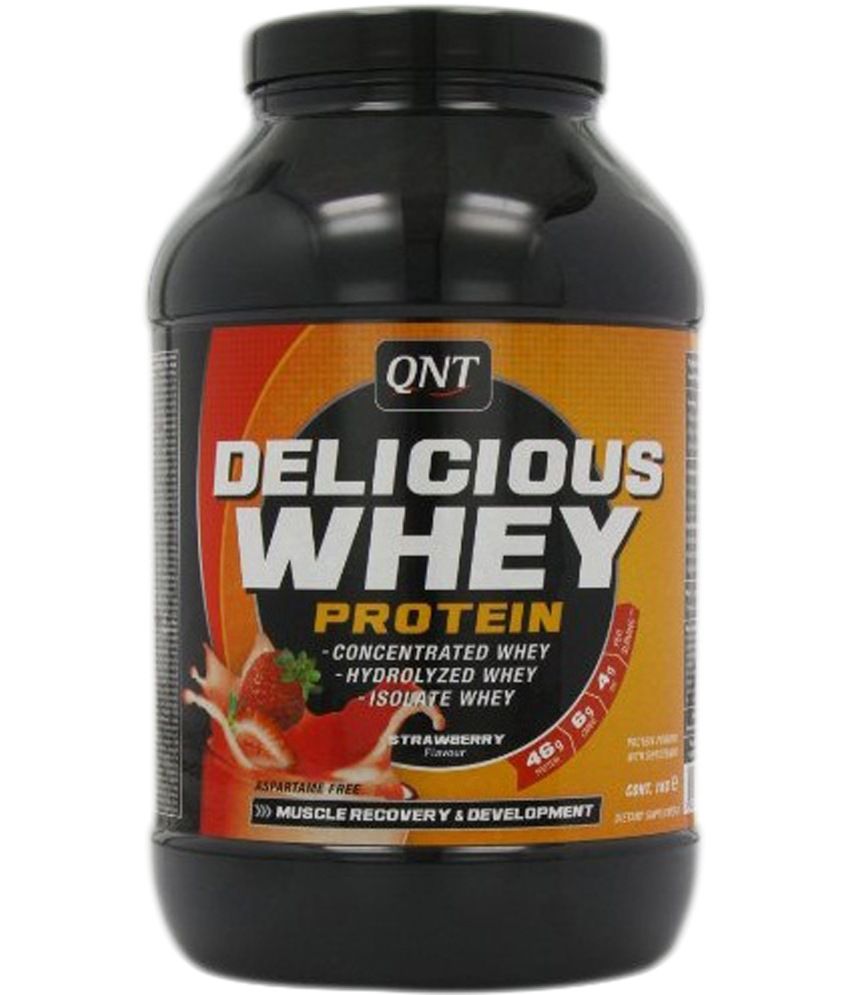 QNT  Delicious Whey Protein 2,2 кг.