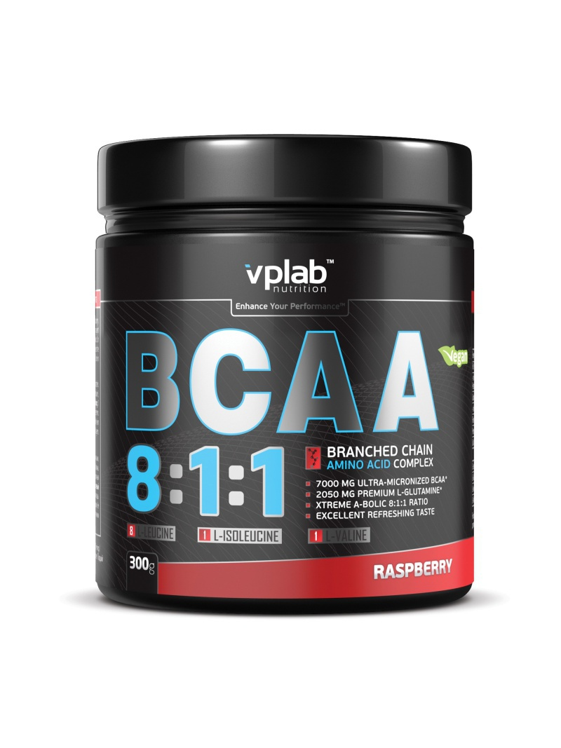 VP Laboratory BCAA (8:1:1) 300гр.