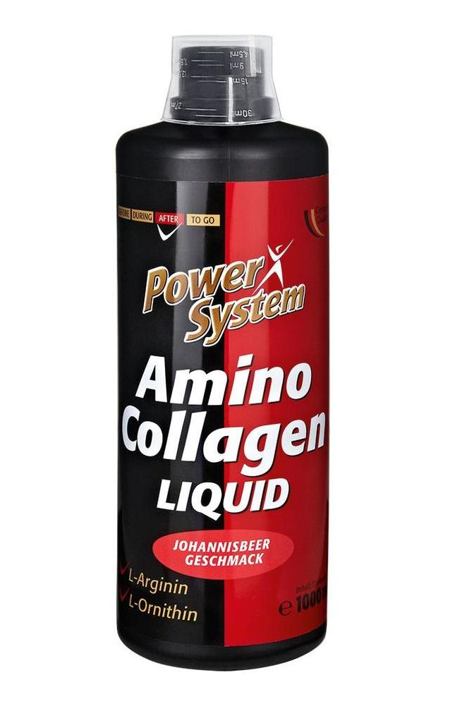 Power System Amino Collagen +BCAA 500мл