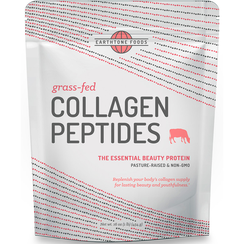 Earthtone Foods Collagen Peptides 454 гр.