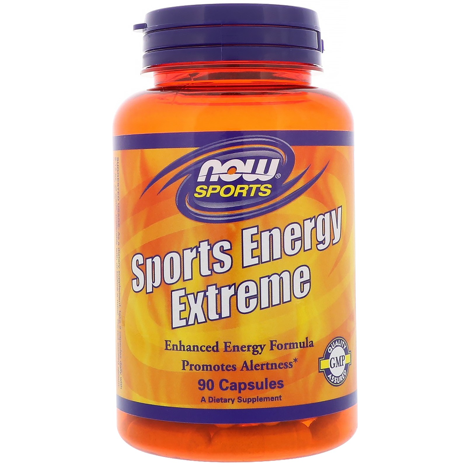 Now Foods Sports Energy Extreme 90 капсул