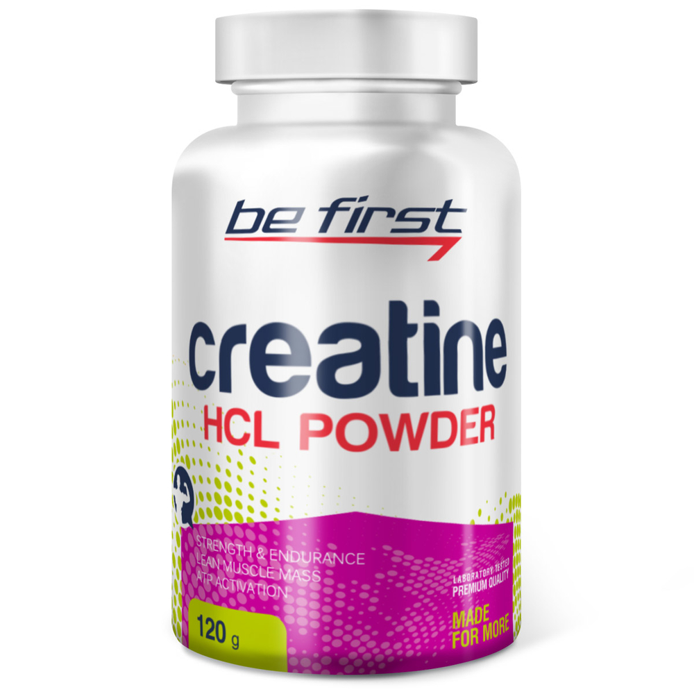 Be First Creatine HCL 120 грамм