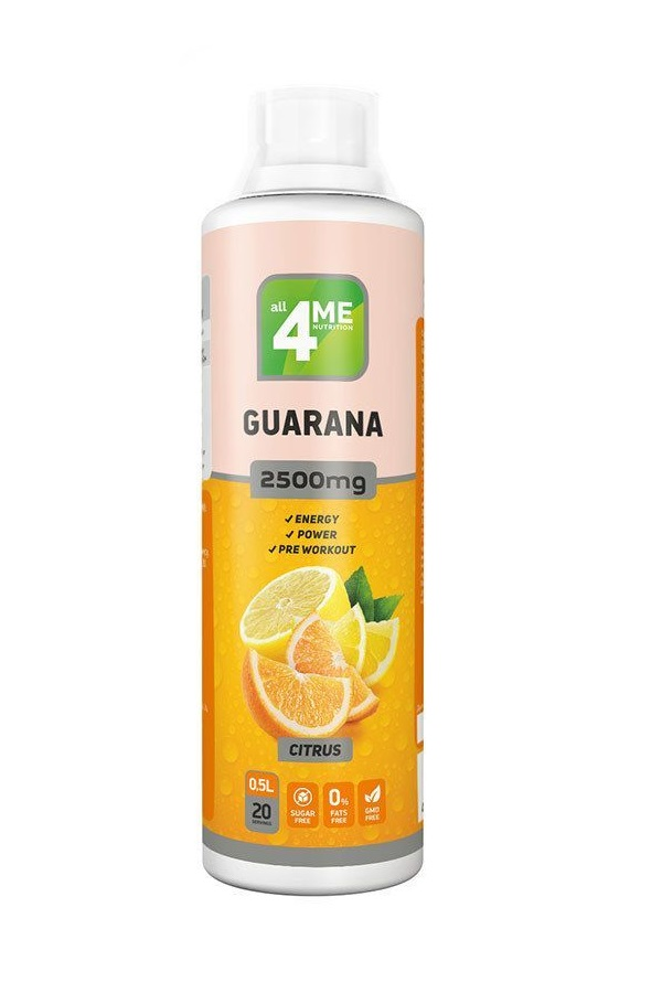 4Me Nutrition Guarana concentrate 500мл