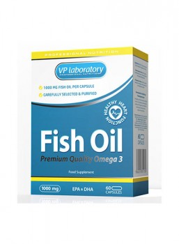 VP Laboratory Fish Oil (60 капс)