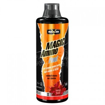 Maxler Amino Magic Fuel 1000 ml (Апельсин)
