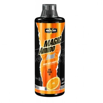 Maxler Amino Magic Fuel 1000 ml (Вишня)
