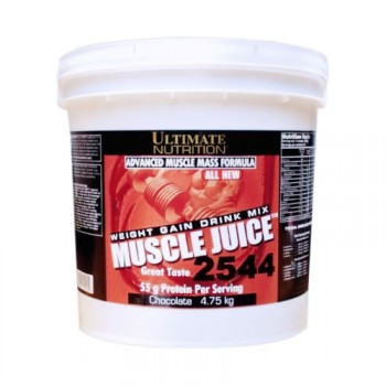 Ultimate Nutrition  Muscle Juice 4,75 кг.