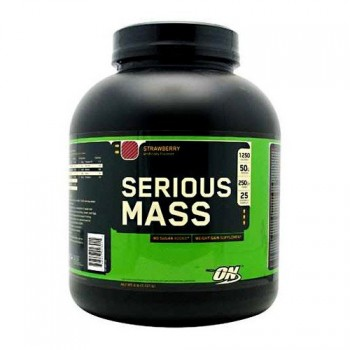 OPTIMUM NUTRITION Serious Mass 2,73 кг.