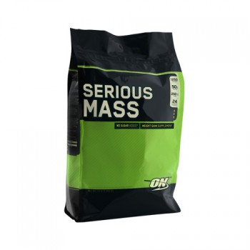 OPTIMUM NUTRITION Serious Mass 5,454 кг.