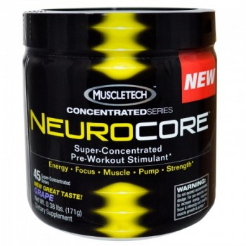 Muscletech Neurocore 215гр.