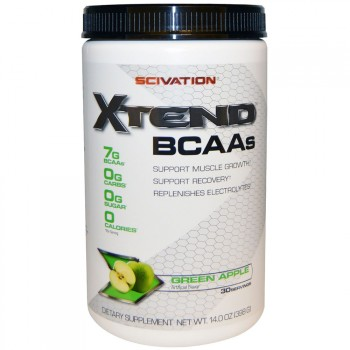 Scivation Xtend BCAAs 396-430 гр.