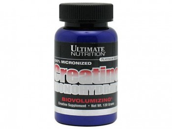 Ultimate Nutrition 100% Micronized Creatine Monohydrate 300 гр.