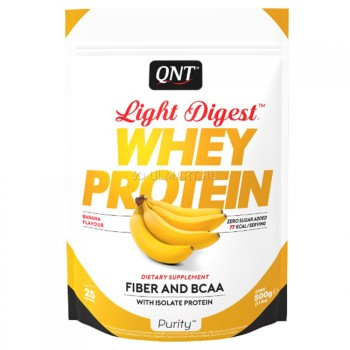 QNT Light Digest Whey Protein 500г.