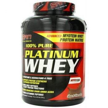 SAN 100% Pure Platinum Whey 2,27 гр.