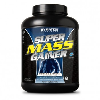 Dymatize Nutrition Super Mass Gainer 2722 гр.