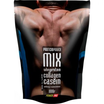 Power Pro MIX Protein 40 гр. (1 порция)