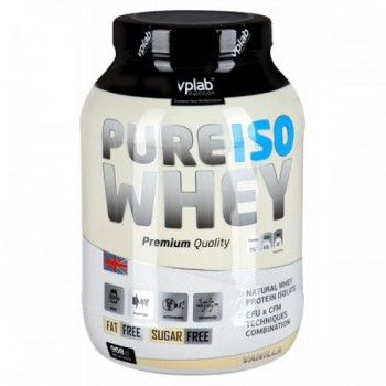 VP Laboratory Pure ISO Whey 908гр.