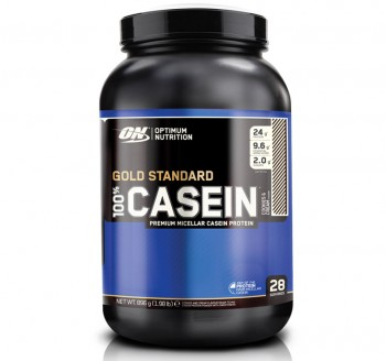 OPTIMUM NUTRITION 100% Casein Gold Standart 908гр.