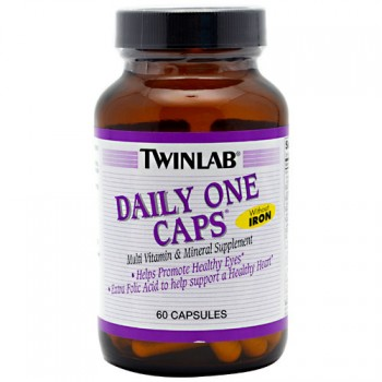 Twinlab Daily One 60 капс.