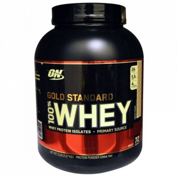OPTIMUM NUTRITION Whey Protein Gold Standart 2,27кг.