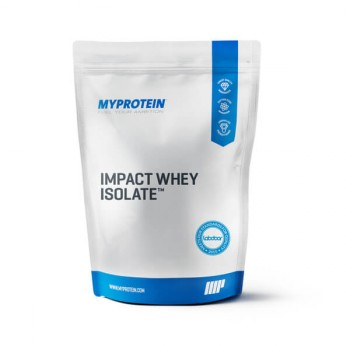 Myprotein Impact Whey Isolate 1кг.