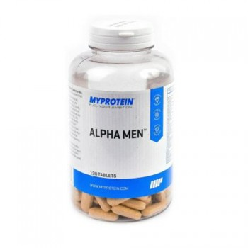 MyProtein Alpha Men 120 табл.