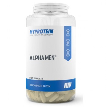 MyProtein Alpha Men 240 табл.