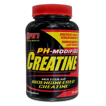 SAN PH Modified Creatine 120 капс.