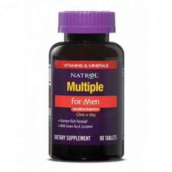 Natrol Multiple for Men 90 таб.