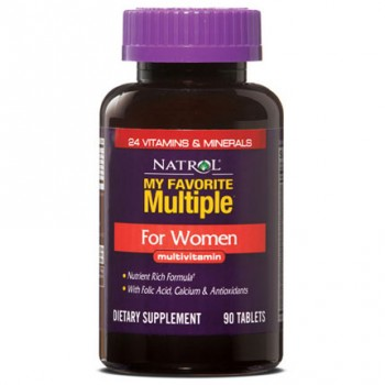Natrol Multiple for Women 90 таб.