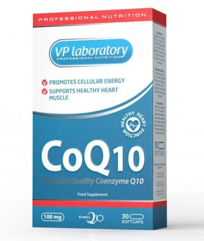 VP Laboratory CoQ10 (Коэнзим) 30 капс. по 100мг.