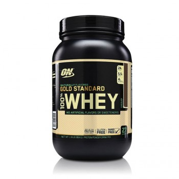 Optimum Nutrition Natural 100% Whey Gold Standard Gluten Free 864гр.