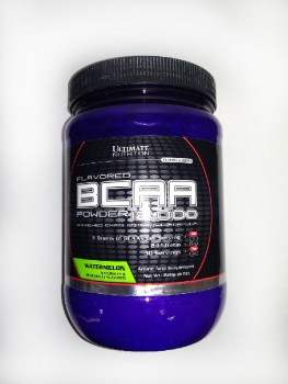 Ultimate Nutrition Flavored BCAA 12,000 - 228гр.