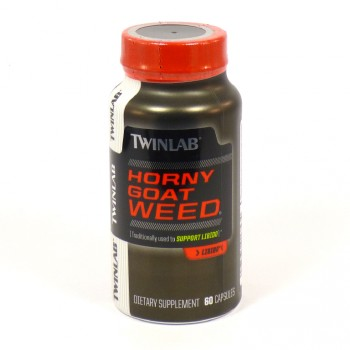 Twinlab Horny Goat Weed 60 капс.