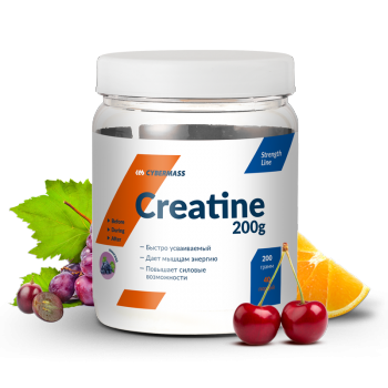 Cybermass Creatine 200 гр.