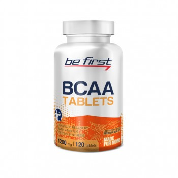 Be First BCAA 120 таблеток