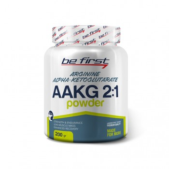 Be First AAKG powder 200 грамм