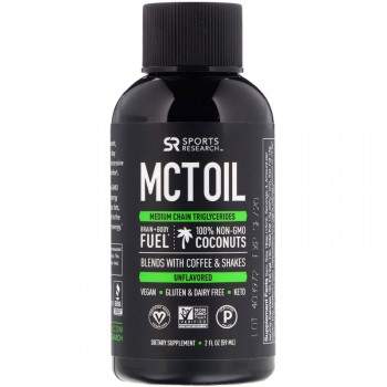 Sports Research MCT Oil 59 мл.