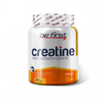 Be First Creatine powder 300 гр.