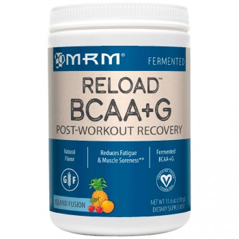 MRM Reload BCAA+G Post Workout Recovery 330 гр.