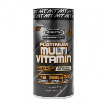 Muscletech Platinum Multi Vitamin 90 таб.
