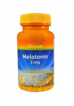 Thompson Melatonin 3 мг 30 капс