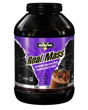 Maxler Real Mass 2724 гр.