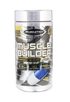 Muscletech Pro Series Muscle Builder PEAK ATP 30 капс