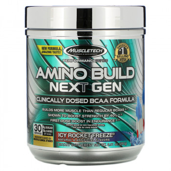 Muscletech Amino Build Next Gen 276 гр.